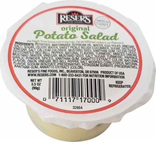 Reser's Original Potato Salad Singles Perspective: front