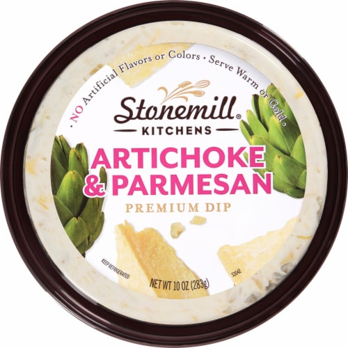 Smith S Food And Drug Stonemill Kitchens Artichoke Parmesan Premium Dip 10 Oz