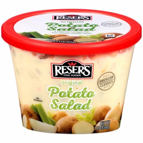 Reser's Fine Foods Original Potato Salad Perspective: front
