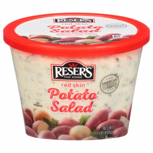 Reser's Red Skinned Potato Salad Perspective: front
