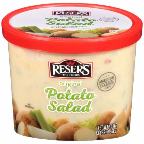 Reser's Original Potato Salad Perspective: front