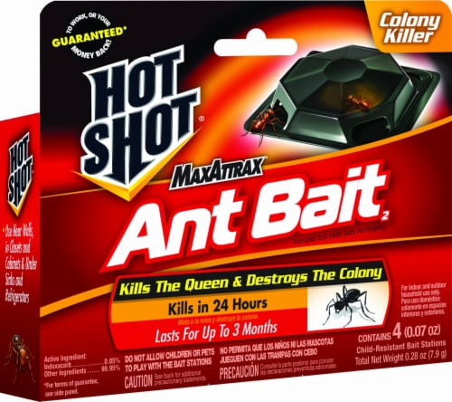 Hot Shot® MaxAttrax Ant Bait Perspective: front
