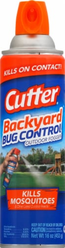 Cutter Backyard Bug Control Outdoor Fogger Perspective: front