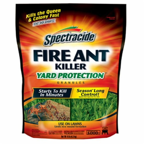Spectracide HG-95985 10 lbs. Fire Ant Killer Perspective: front