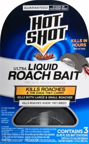 Hot Shot® Liquid Roach Bait Perspective: front