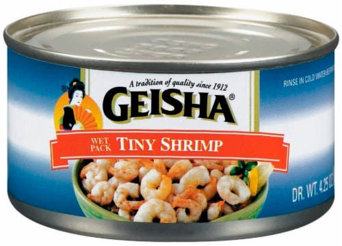 Geisha Tiny Shrimp Perspective: front