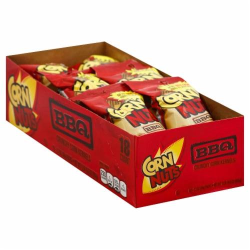 CornNuts Barbecue -  1.7 oz. bag, 2.6 per case Perspective: front