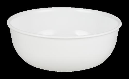 Corelle® Livingware Winter Frost Soup Bowl - White Perspective: front