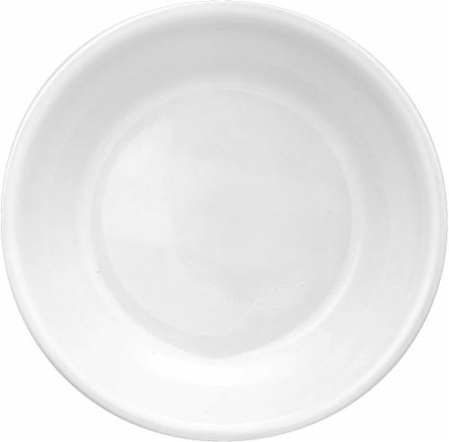 Corelle® Winter Frost Mini Dish - White Perspective: front
