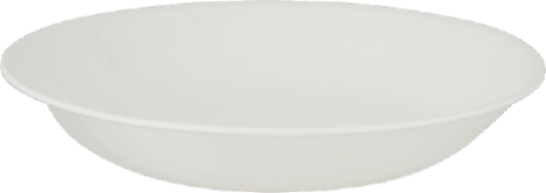 Corelle® Bowl - Winter Frost White Perspective: front