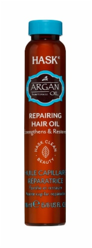 Hask Argan Oil Healing Shine Treatment Perspective: front