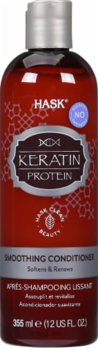 Hask Keratin Protein Smoothing Conditioner Perspective: front