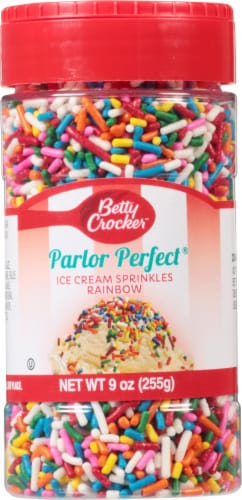 Betty Crocker™ Parlor Perfect Confetti Sprinkles Perspective: front