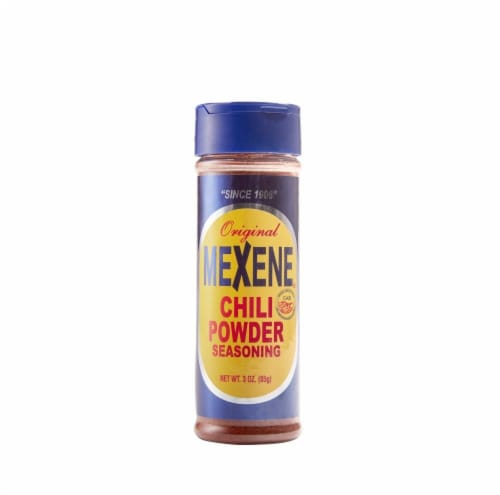 Mexene Original Chili Powder Seasoning Perspective: front