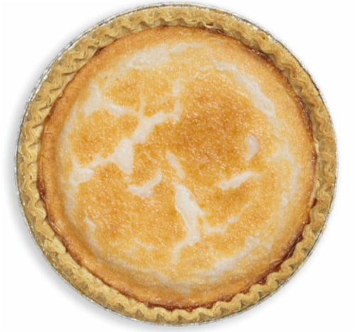 Wick's Old Fashioned Sugar Cream Pie Perspective: front