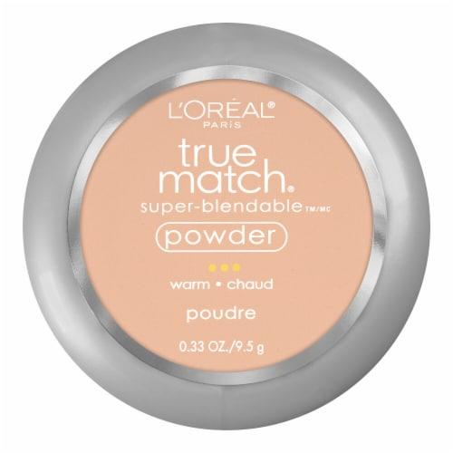 L'Oreal Paris True Match Nude Beige Super-Blendable Powder Perspective: front