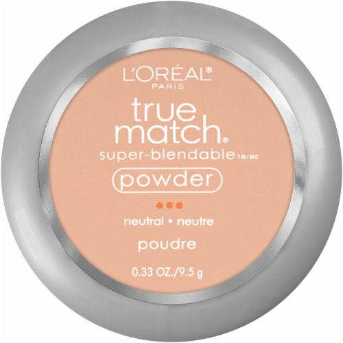L'Oreal Paris True Match Natural Buff Super-Blendable Powder Perspective: front