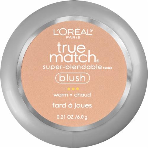 L'Oreal Paris True Match Bare Honey Super-Blendable Blush Perspective: front