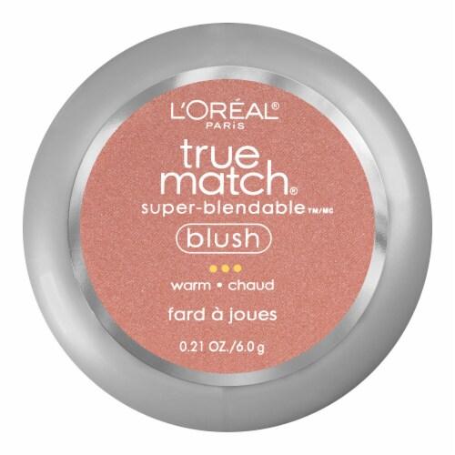 L'Oreal Paris True Match Subtle Sable Super Blendable Blush Perspective: front