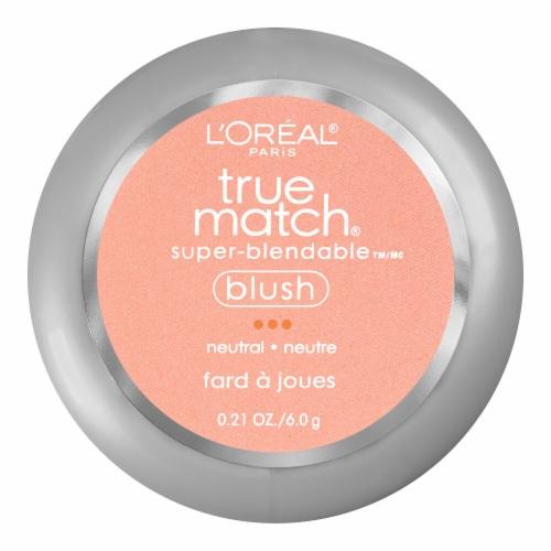 L'Oreal Paris True Match Innocent Flush Super-Blendable Blush Perspective: front