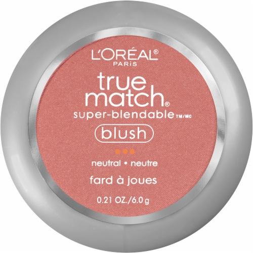 L'Oreal Paris True Match Apricot Kiss Super-Blendable Blush Perspective: front