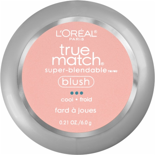 L'Oreal Paris True Match Baby Blossom Super-Blendable Blush Perspective: front
