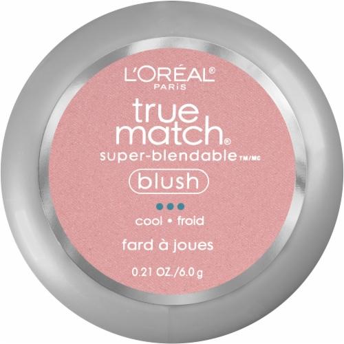 L'Oreal Paris True Match Tender Rose Super-Blendable Blush Perspective: front