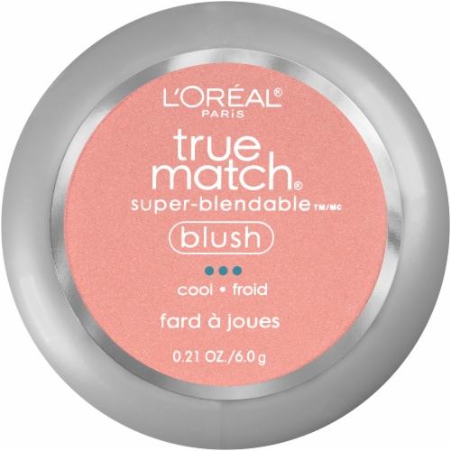 L'Oreal Paris True Match Rosy Outlook Super-Blendable Blush Perspective: front