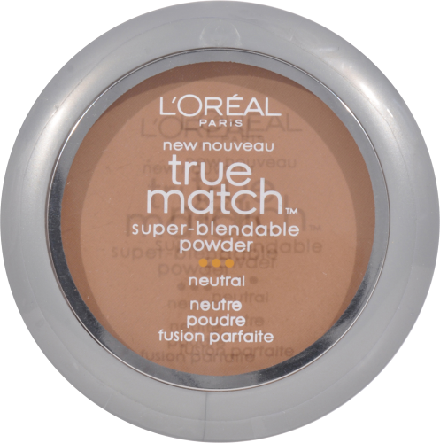 L'Oreal Paris True Match Honey Beige Powder Foundation Perspective: front