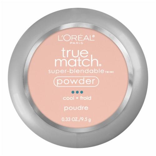 L'Oreal Paris True Match Natural Ivory Super Blendable Powder Perspective: front