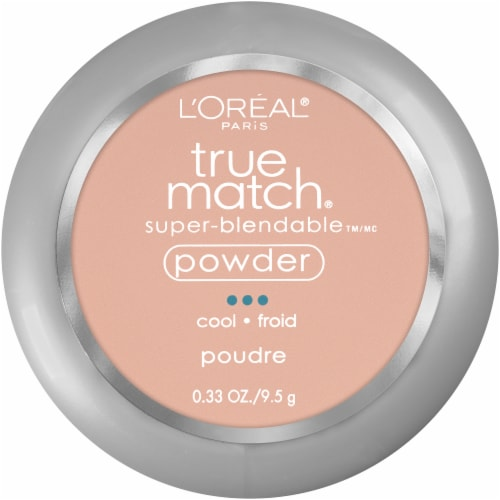 L'Oreal Paris True Match Creamy Natural Super-Blendable Powder Perspective: front