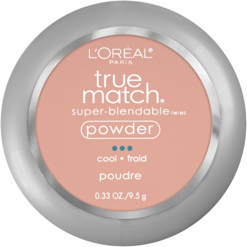 L'Oreal Paris True Match Classic Beige Super-Blendable Powder Perspective: front