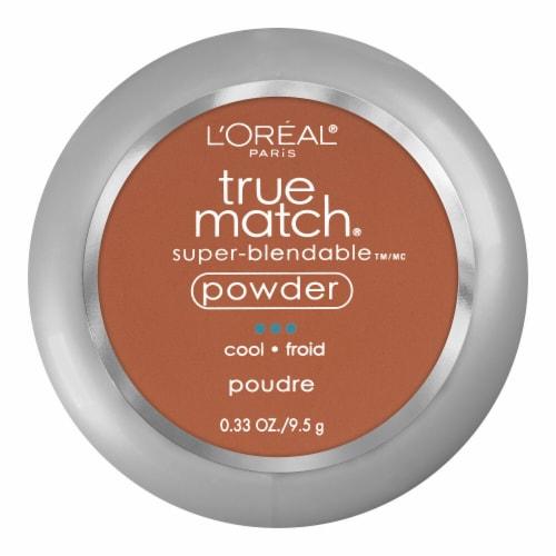 L'Oreal Paris True Match Cool Soft Sable Super-Blendable Powder Perspective: front