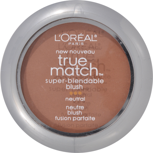 L'Oreal Paris True Match Sweet Ginger Super-Blendable Blush Perspective: front