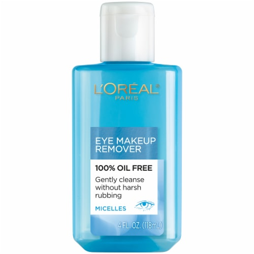 L'Oreal Paris Oil-Free Eye Makeup Remover Perspective: front