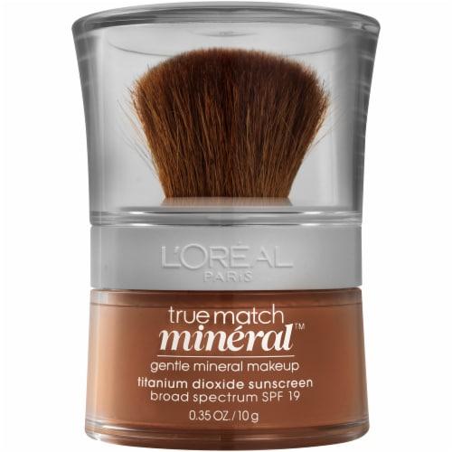 L'Oreal Paris True Match Buff Beige Gentle Mineral Makeup Perspective: front
