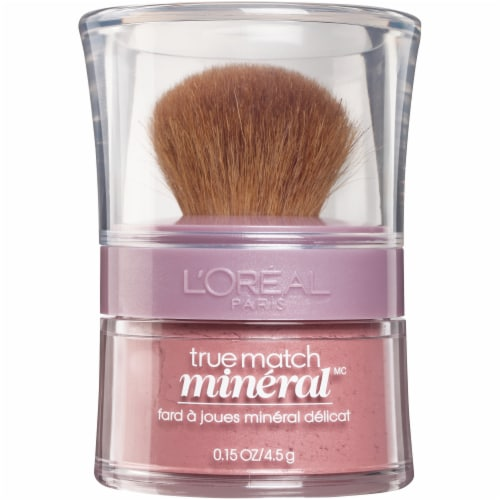 L'Oreal Paris Bare Naturale Pinched Pink Blush Perspective: front