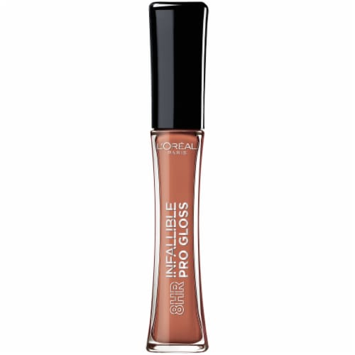 L'Oreal Paris Infallible Pro Barely Nude Lip Gloss Perspective: front
