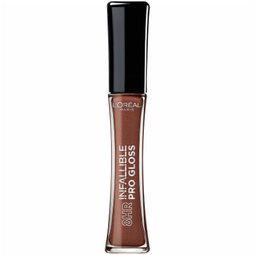 L'Oreal Paris Infallible Pro Truffle Lip Gloss Perspective: front