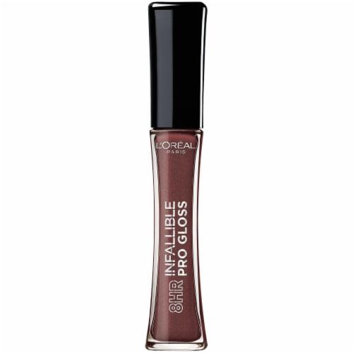 L'Oréal Paris Infallible Pro Raisin Lip Gloss Perspective: front