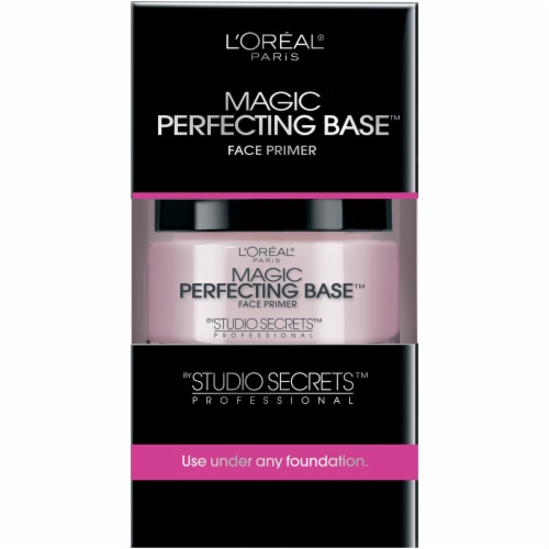 L'Oreal Paris Studio Secrets Professional Magic Perfecting Base Face Primer Perspective: front