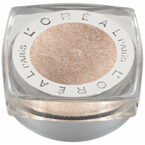 L'Oreal Paris Infallible Iced Latte Eye Shadow Perspective: front