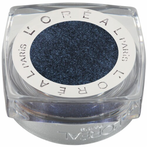 L'Oréal Paris Infallible Midnight Blue Eye Shadow Perspective: front