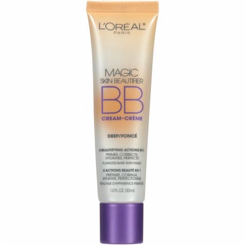L'Oreal Paris Deep Magic Skin Beautifier BB Cream Perspective: front
