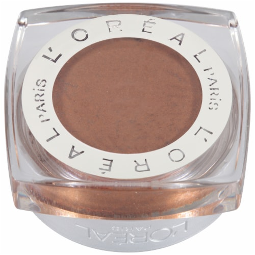 L'Oréal Paris Infallible 24-Hour Eye Shadow - Bottomless Java Perspective: front