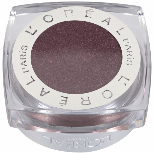 L'Oréal Paris Infallible 24-Hour Smoldering Plum Eye Shadow Perspective: front