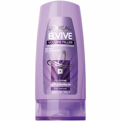 L'Oreal Paris Elvive Volume Filler Thickening Conditioner Perspective: front