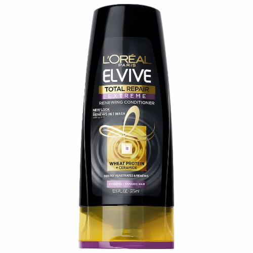 L'Oreal Paris Elvive Total Repair Extreme Renewing Conditioner Perspective: front