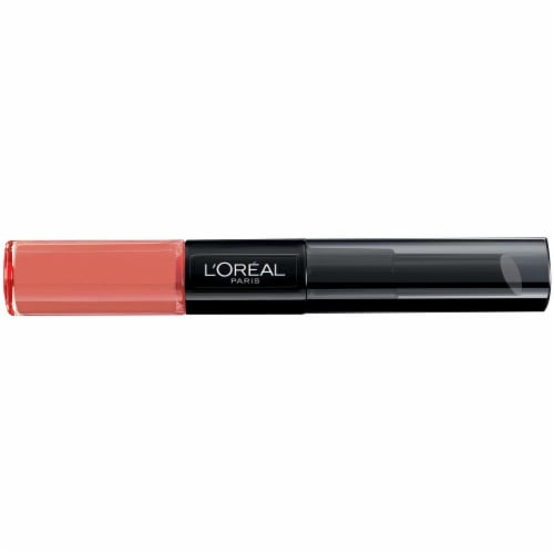 L'Oreal Paris Infallible Pro Last Everlasting Caramel 2 Step Lipstick Perspective: front