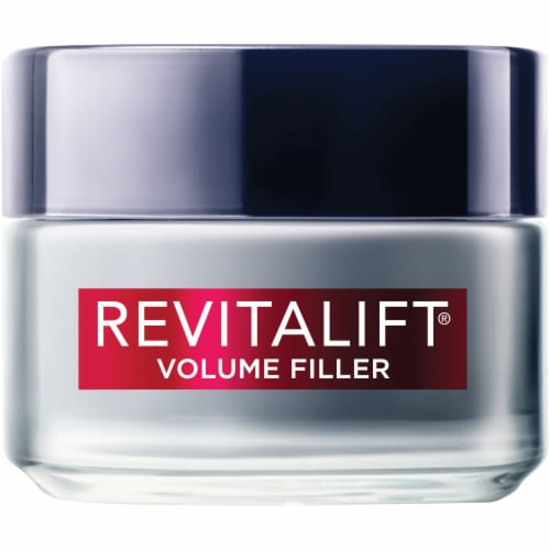 L'Oreal Paris RevitaLift Volume Filler Moisturizer Cream Perspective: front